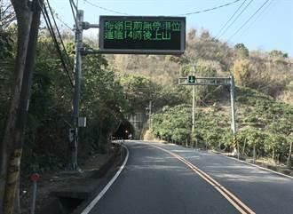 科技化分析梅嶺花季車況 玉井警分局改進春節交通疏導
