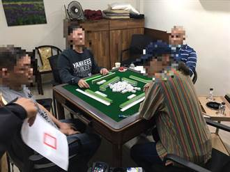 春节前夕提早开战 北市赌场藏身夹娃娃店仍遭查获
