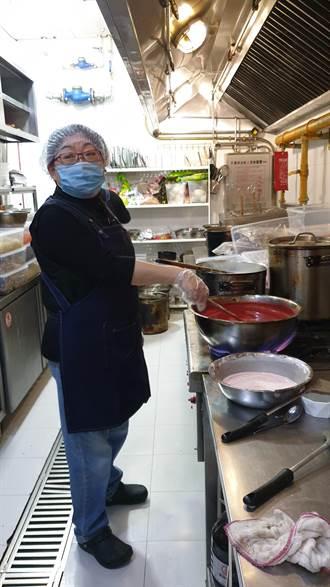 小年夜!北京台商製作台味便當 為台生解鄉愁
