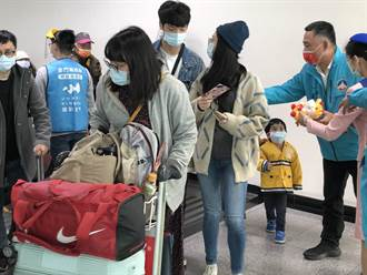 金門春運首日 機場估湧6000人返鄉