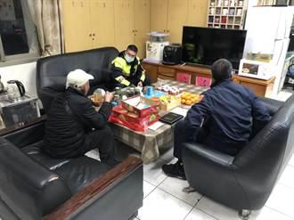 7旬老翁流浪到金門淪為街友 警方與縣府協助返台