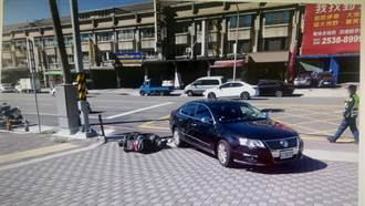 台中警局前採特殊時相 改善左轉車流