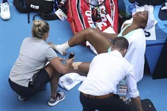 澳網》大威踝傷出局 謝淑薇下輪對手是她