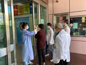 台中市医院 除夕前恢復访客探病