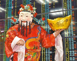台股旺 1月證交稅首破200億元