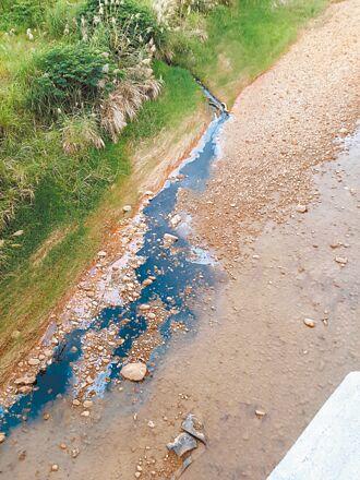 新北工厂偷排废水 环保局最高罚600万