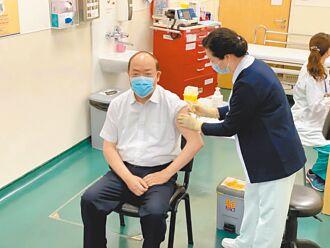 大陸第三款疫苗 重症保護力100%