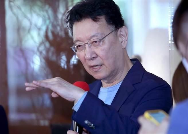 中廣董事長趙少康。(圖為資料照)