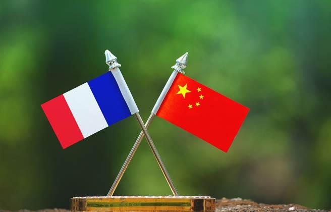 法國2020年共耗資53億歐元向中國購買口罩,而去年醫療產品進口金額也等同國內公衛投資的5年預算,安全和主權問題引起政府關切。(示意圖/shutterstock)