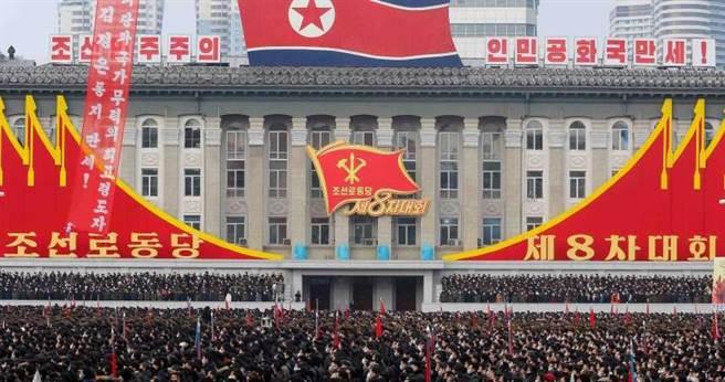 北韓因新冠全球疫情封鎖國境,就連首都平壤也受到影響。 (圖/達志/美聯社)