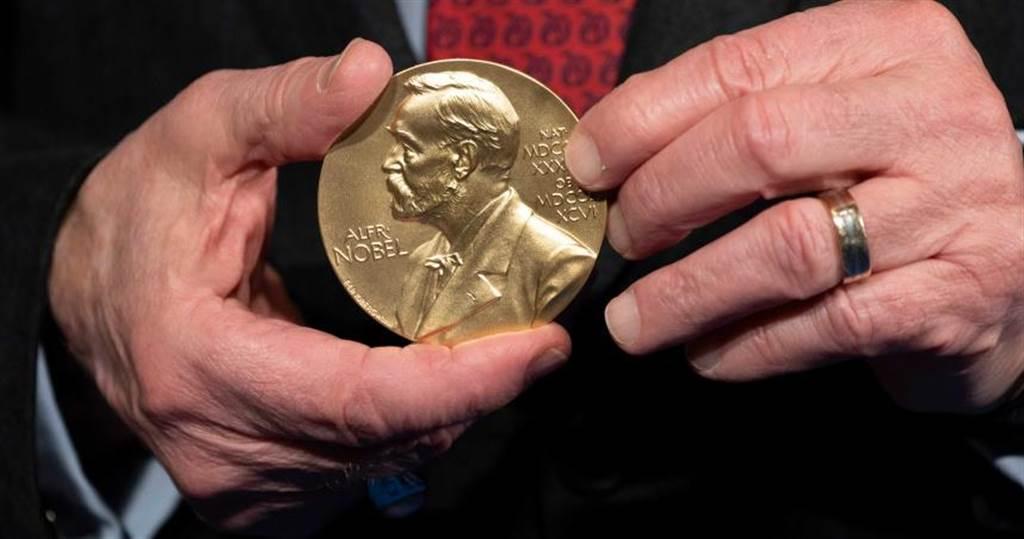 诺贝尔奖。(图/达志/美联社)(photo:ChinaTimes)