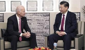 拜登首度與習通話  關切北京對台專斷 與美貿易不公平