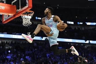 NBA》灌籃大賽不缺席 可能塞進中場休息時間