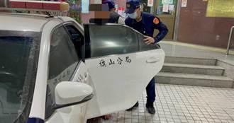 高雄男遇盤查撞警想脫逃 警:妨害公務最重關5年