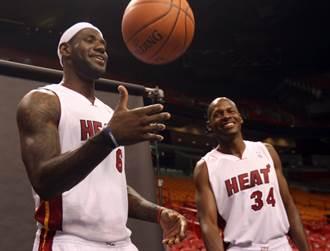 NBA》沒挺老隊友 雷艾倫:喬丹比詹皇更偉大