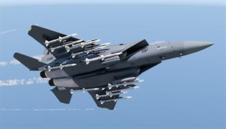 軍事財政學:為何美國空軍選F-15EX