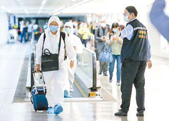 境外+2 緬甸重症專機返台 印移工確診