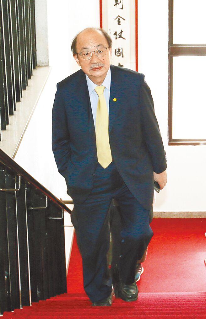 民進黨立院黨團總召柯建銘次子柯鈞耀捲入運毒案確定沒事,可以安心過年。(本報資料照片)