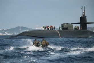 美海軍派出太平洋最嚇人的殺手 嚇阻陸在印太區妄動