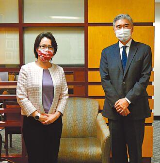 蕭美琴進美國務院 晤亞太代助卿
