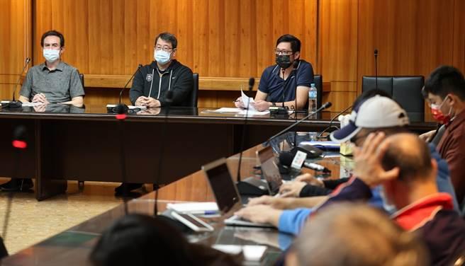 先前才宣布不派隊參加亞洲盃男籃資格賽的中華籃協,目前暫時無須擔憂停權問題。(中華籃協提供)