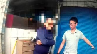 66歲通緝犯返家過年 休假警廟宇參拜巧遇逮獲