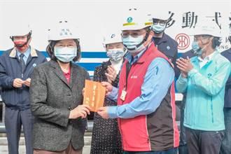 新竹建置緊急海淡設施 蔡英文視察信心喊話:我們已創造歷史