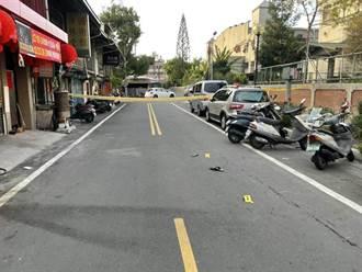 南投埔里鬧區傳槍響 男子談判口角遭1槍擊斃 2匪駕車逃