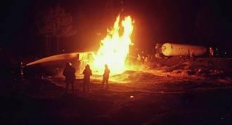 阿富汗炸彈客引爆數十輛油罐車 恐攻事件頻傳