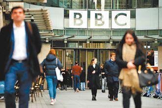 大陸禁播BBC世界新聞 香港跟進