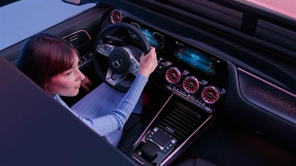 賓士 EQA 打頭陣,AMG 系列電動車未來將陸續報到