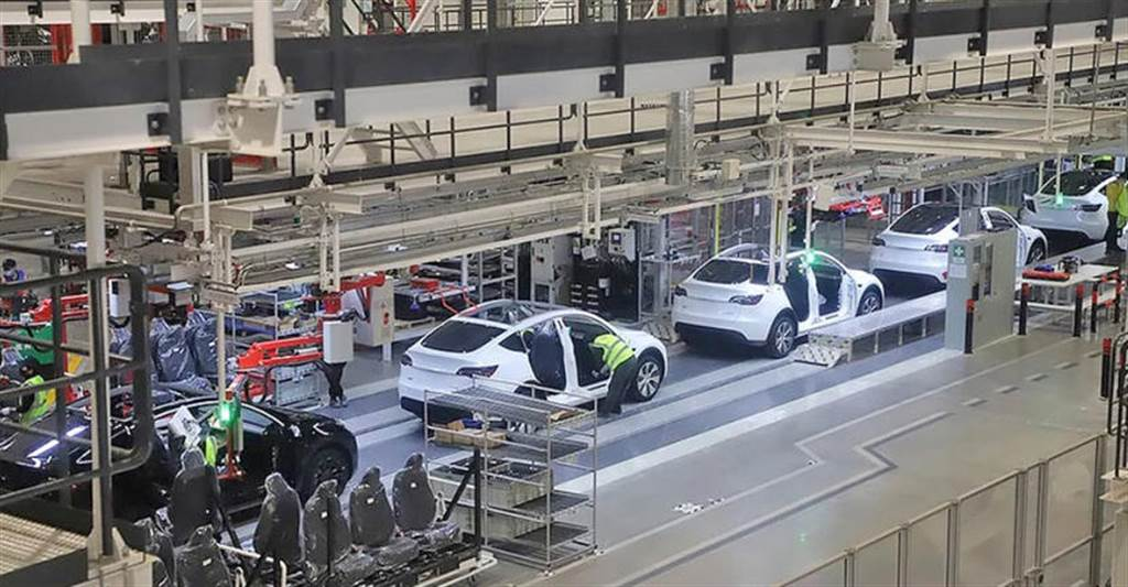 特斯拉上海超級工廠二期年產 20 萬輛:每二分鐘就能生產一輛 Model Y