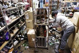 影》日本傳規模7.1地震 東京電力81萬戶大停電