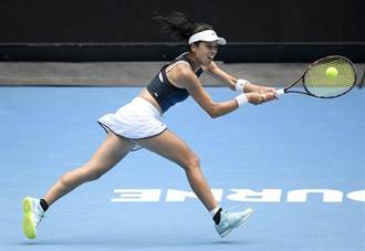 澳網》謝淑薇擊潰萬卓索娃 生涯首度闖進8強寫紀錄