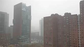 冷空氣活躍東北華北迎雨雪 霧和霾將減弱消散