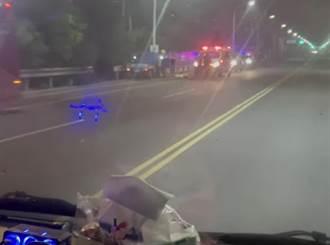 台南6死車禍同路段又傳小貨車自撞 網友:捉交替