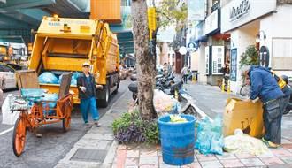北市清潔隊 明起恢復收垃圾