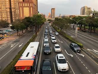 預估初四湧現北返車潮 中市交通局提醒提早出門、改搭大眾運輸