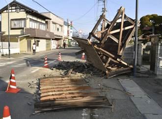 福島再傳規模5.2地震 日氣象廳:未來一周仍恐有強震