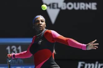 澳網》小威廉絲擊退薩巴蓮卡 生涯54次大滿貫賽闖進8強