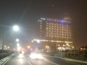澎湖大濃霧!馬公機場13航班取消 1230人受影響