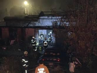 金門半夜住宅火警  斷續爆炸聲誤為「迎財神」