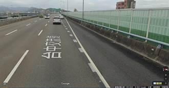 路肩接減速車道沒打方向燈罰3000 法官認「沒意義」判撤罰