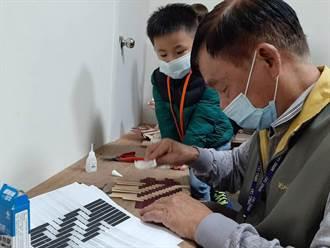 傳統工藝接班人進駐宜蘭傳藝園區再現精湛技藝