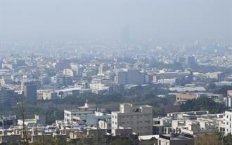 中南部空品受境外汙染影響  中市府啟動應變措施
