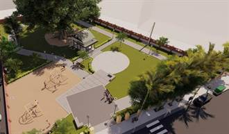 台南新營首座共融式社區型公園 最快4月完工啟用