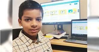 6歲考到5張AI證照! 全球最年輕工程師 金氏記錄認證