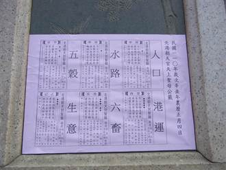 兩宮廟媽祖神奇顯靈 抽中同支國運籤 背後含意竟大不同
