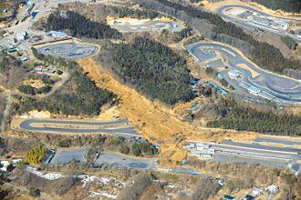 福島7.3強震 逾155傷百萬戶停電