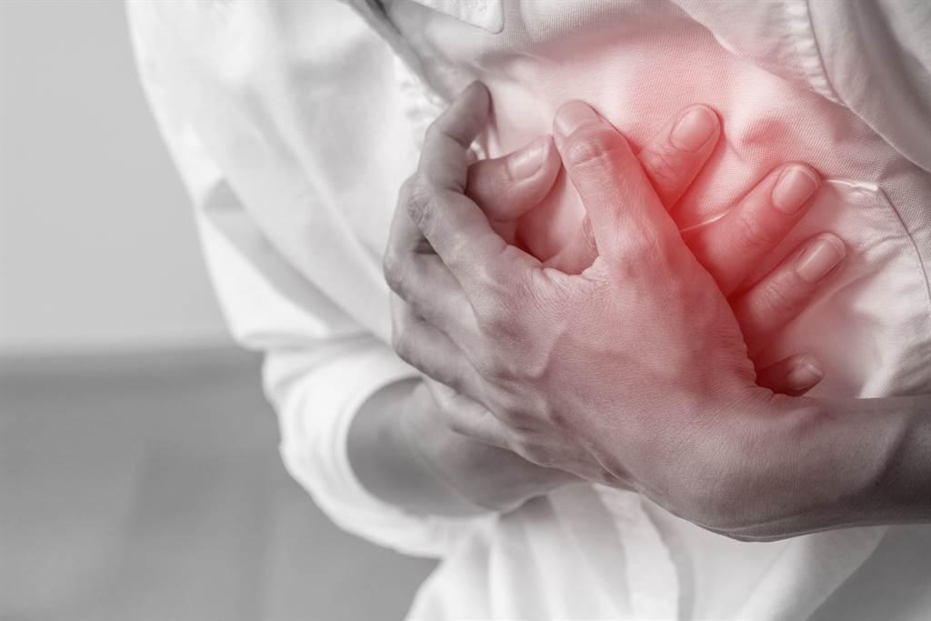 美医界发现,每天1杯咖啡有助于降低心脏衰竭风险。图/Shutterstock(photo:ChinaTimes)